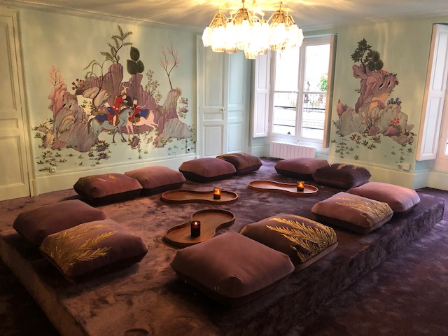 DeGournay showroom